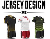 Jersey Design 2015