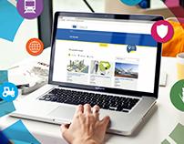 Design of promotional video spot screens - EC