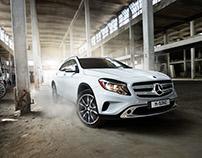 Mercedes GLA250