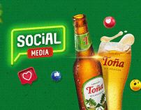 Cerveza Toña - Social Media Export