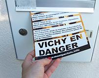 Leaflet - Vichy en danger