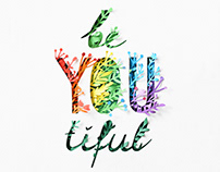 BeYOUtiful | Paper art