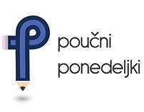 Poučni ponedeljki logo