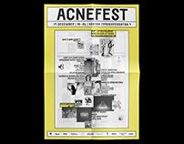 Acnefest invitation