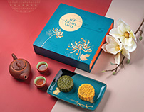 VinMart - Mooncake Box 2019