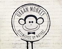 Urban Monkey artwork