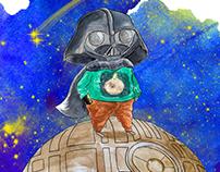 Tales Through Darth Vader's Eyes