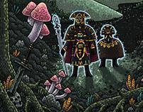 Der Dunkle Pilzwald
