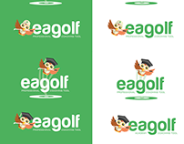 Project Logo Eagolf V2