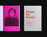 Éliane De Serres — ISTD 2018