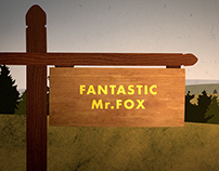 Fantastic Mr.Fox Title Sequence