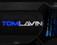 Web Design & Development | DJ Tom Lavin