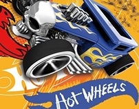 composicion Hot Wheels