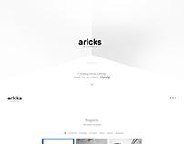 Aricks Architecture PSD template