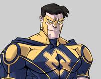 SCION character sheet