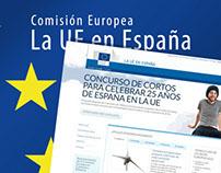 UE web España