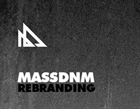 Mass Denim x rebranding