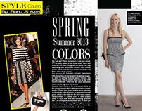 Fashion Council Editorial