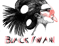 D&AD Student Awards - Black Swan