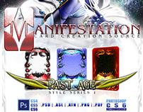 Manifestation CCS: Past Age (Series I) Style 02