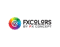 FXColors - Site E-commerce