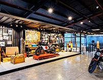 Superbike Showroom & Service Center