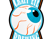 Crazy Eye Brewing Branding Project