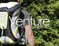 Venture Carbon Fiber Backpack