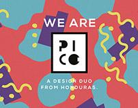 Pico Studio Branding