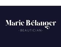 Marie Bélanger- Beautician