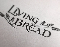 Living Bread Retail Identity System and Brandbook
