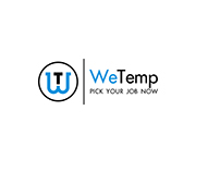 Logo Design for WeTemp