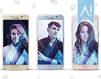 Samsung Galaxy A / Integrated Campaign (BTL, RRSS, ATL)