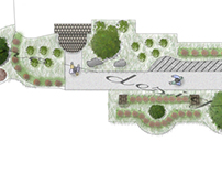 landscape design/rendering