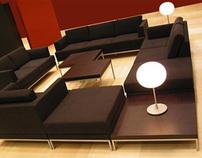 BQ 111 modular sofa system