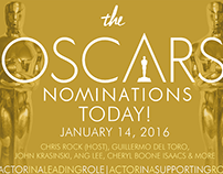 OSCAR 2016 NOMINATION