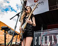 Courage My Love @ Warped Tour 2017 Seattle, WA