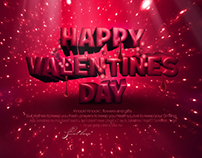 HAPPY VALENTINES DAY | IN WORKING