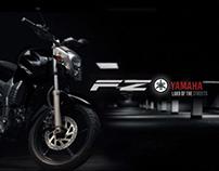 YAMAHA-FZ 16 (A Personal Project)