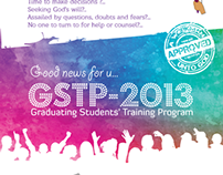 UESI-Kerala (GSTP 2013) Brochure & Theme Illustration