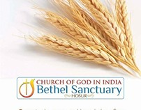Bethel Sanctuary, Hosur_Church Stationary
