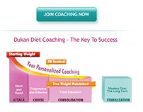 dukan diet – acquisition