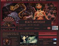 Beats Antique Site