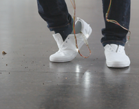 Interactive Dancing Shoe Prototype