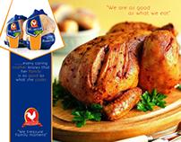 Saveur Chickens