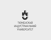 Tyumen Industrial University. Contest logotype
