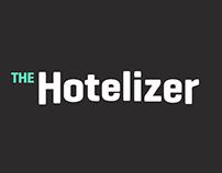 Proyecto de Motion Graphics para The Hotelizer