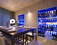 Interior Photography: La Emualda Restaurant