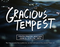 Youth Prayer Meeting Visuals