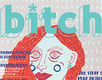 bitch Magazine Redesign